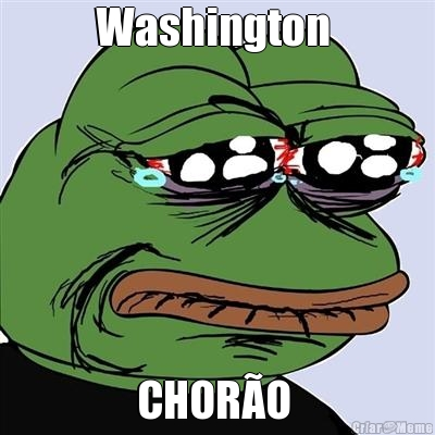 Washington   CHORÃO